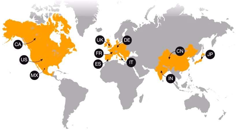 亚马逊各个站点市场解析